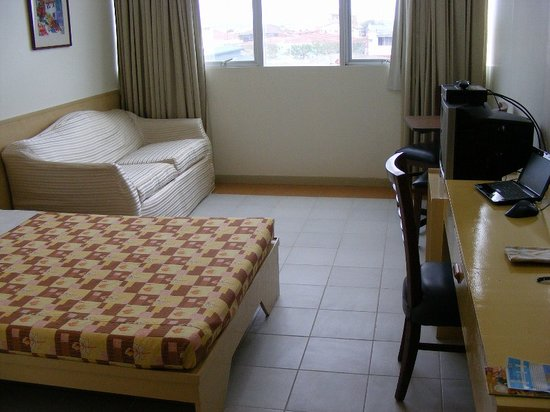 Hotel Pier Cuatro: Superior room