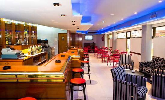 Hotel Maruxia: cafeteria