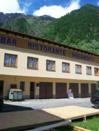 Prali, Italia: camere