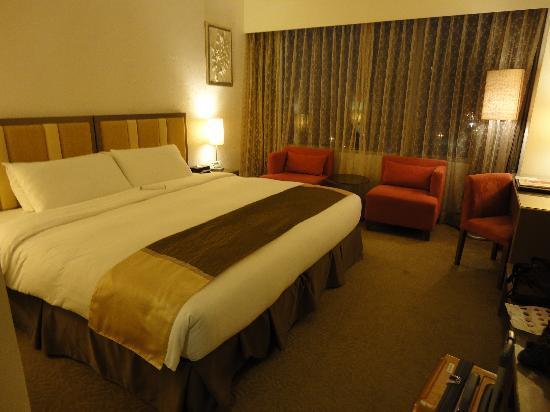 Taipei Garden Hotel: Room