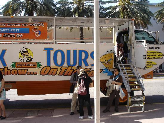 Duck Tours South Beach Miami Beach Fl