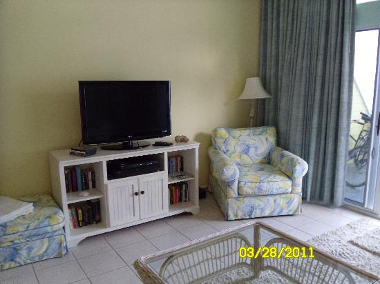 Conch Club Condominiums: interior of condo 14