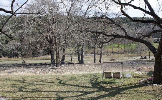 Bandit's Hideaway: Property View