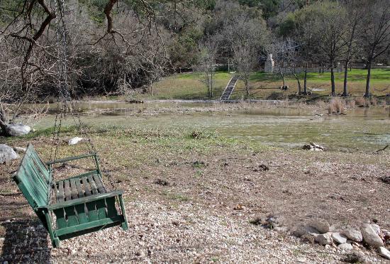 Bandit's Hideaway: River Swing