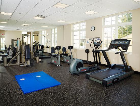 BEST WESTERN PLUS The Inn at King of Prussia: Fitness Center