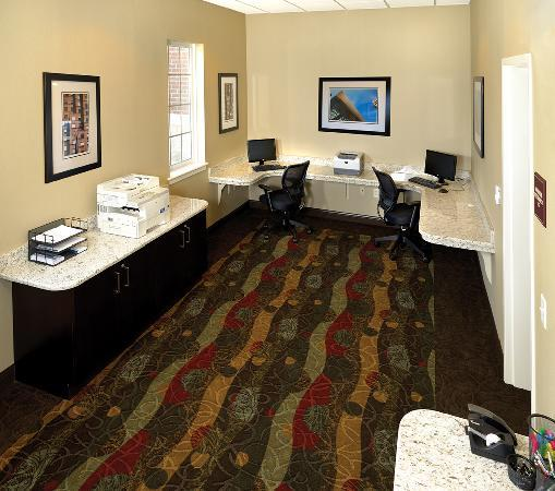 BEST WESTERN PLUS The Inn at King of Prussia: 24 Hour Business Center - 1