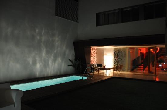 Hotel Boutique Alcoba: piscina