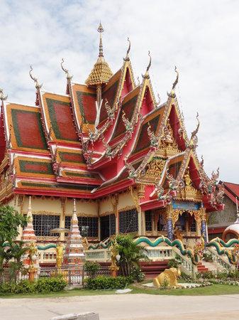 Koh Samui, Tayland: Wat Plai Laem