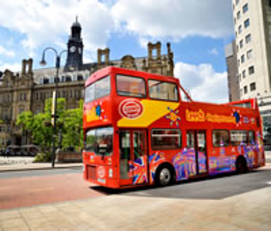 Λιντς, UK: Leeds City Sightseeing