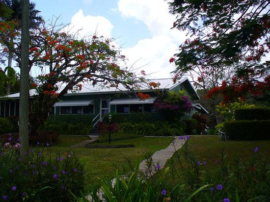 Belize River Lodge - main Lodge
