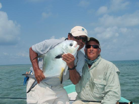 Belize River Lodge: Permit