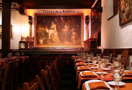 imagen Corral de la Moreria en Madrid