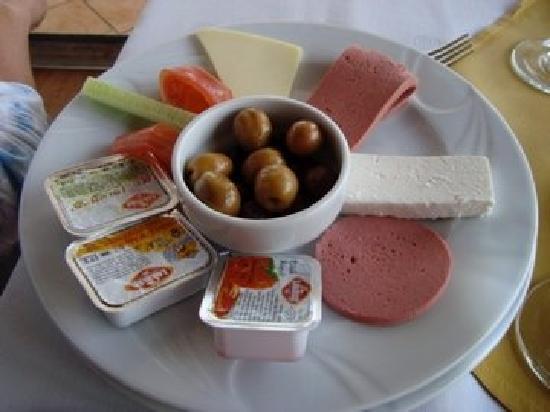 Sed Hotel : Breakfast