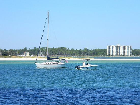 Gulf Shores, October 2010