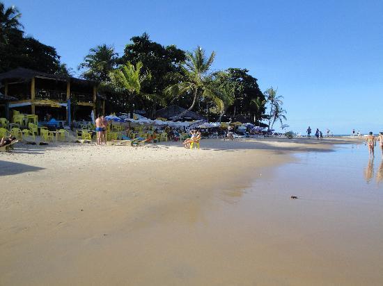 Porto Seguro, BA: Playa Pitinga