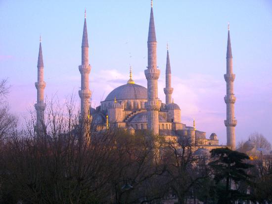Senatus Suites: Sultanahmet Cami