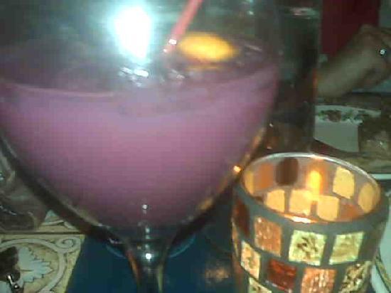 Tapeo Restaurant and Tapas Bar : Sangria