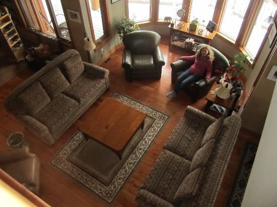 Vagabond Lodge: Lobby