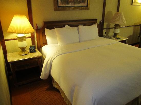 Hilton Princess San Pedro Sula : King Bed