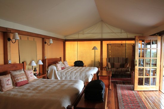 Mara West Camp: Kensington Mara West