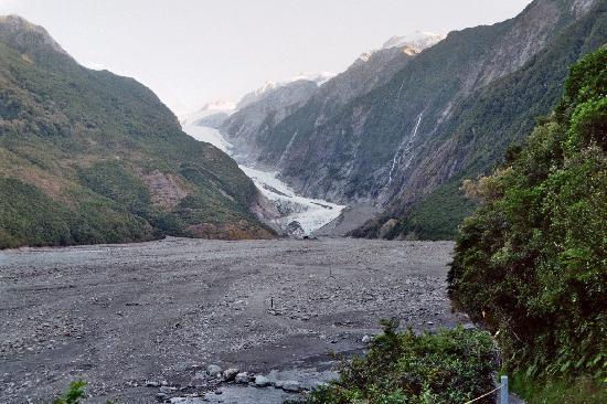 Ribbonwood Retreat Bed and Breakfast: Franz Jose Glacier
