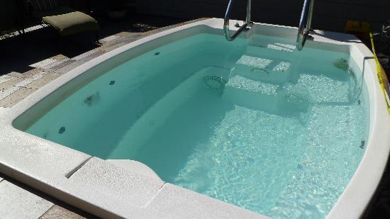 Inn at Sonoma, A Four Sisters Inn: loved the jacuzzi!