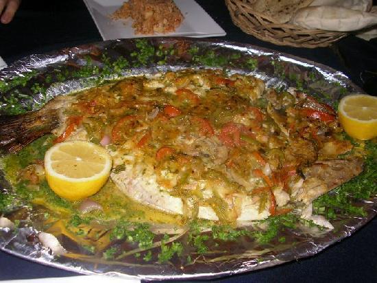 La Rose Seafood : Fawanees Steak & Seafood Menu