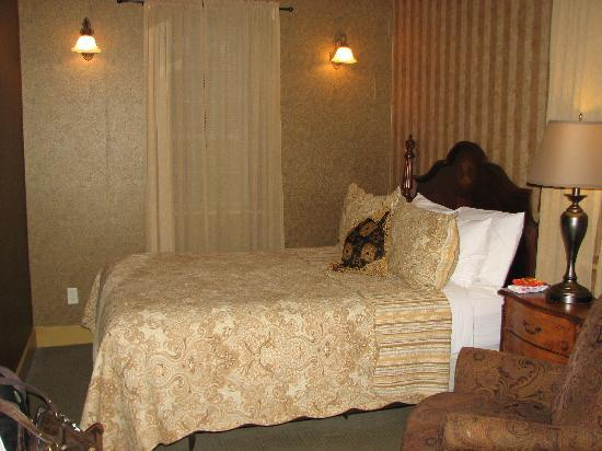 Zuber's Homestead Hotel: Bedroom #2