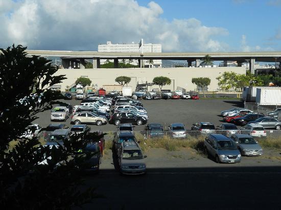 歐漢娜檀香山機場酒店照片