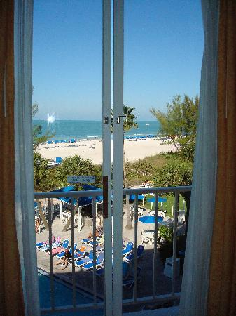 Guy Harvey Outpost, a TradeWinds Beach Resort : view from suite