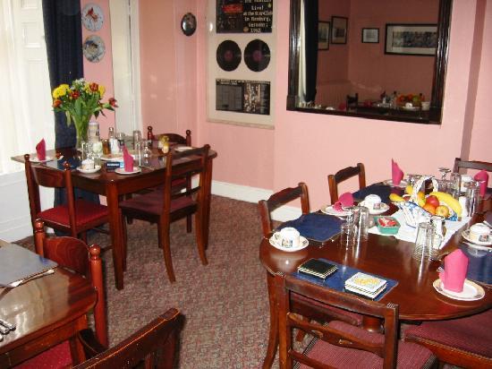 Dún Laoghaire, Ierland: Breakfast Room