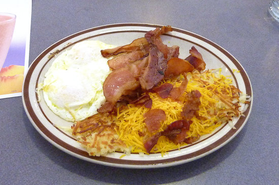 Denny's: Breakfast