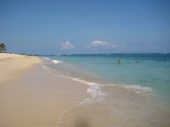 Courtyard by Marriott Bali Nusa Dua Resort : beach ;-)