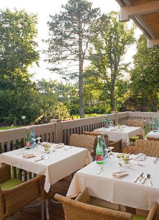 Gesundheitszentrum Park Igls : Restaurant