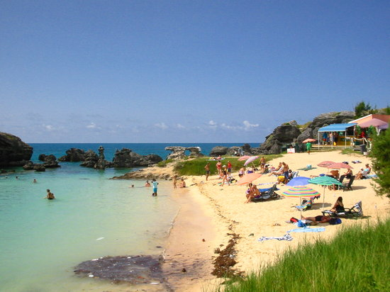 St. George, Bermudy: Tobacco Bay Beach