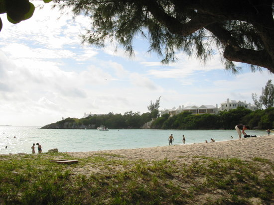 Hamilton Parish, Islas Bermudas: Shelly Bay Beach