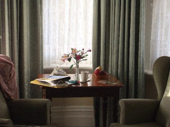Kilmarnock House: solace