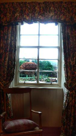 The Dower House: View from the sitting room