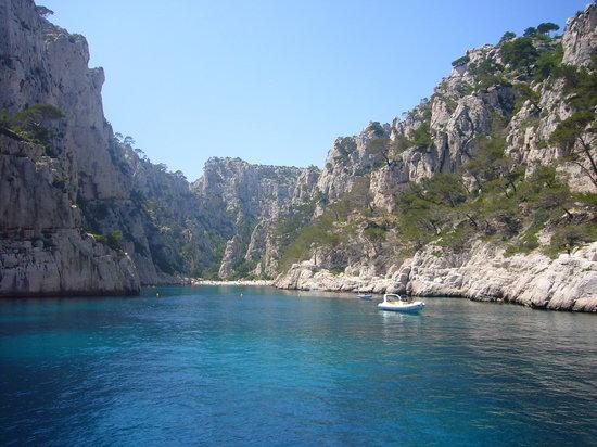 Sentoline, Ecotourisme en Provence Day Tours : Marseille turquoise