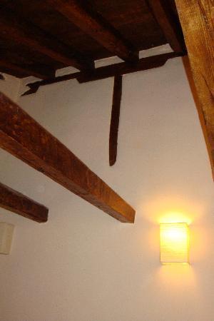 Hostal Alfonso XII: decor chbre