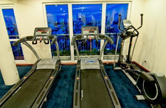 Quoc Hoa Hotel Hanoi: gym