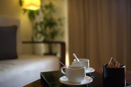 Quoc Hoa Hotel Hanoi: bar