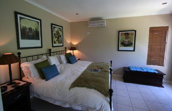 Westville Bed & Breakfast: Rivera Room