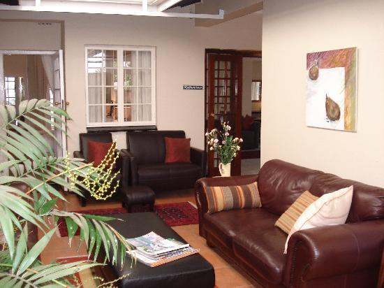 Westville Bed & Breakfast: Guest Lounge at 8A Haven Road