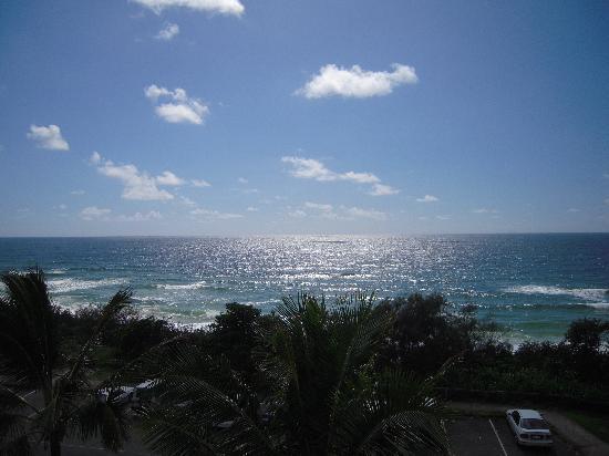 Costa Nova Holiday Apartments: Ocean view