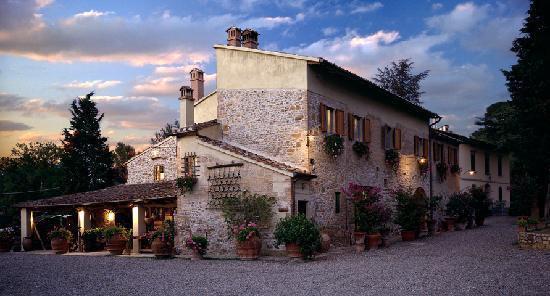Montaione, Italia: Trattoria Casa Masi