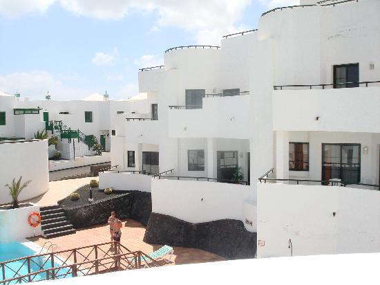 Aparthotel Lanzarote Paradise: Hotel