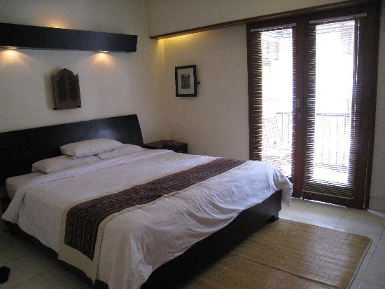 Respati Beach Hotel: My Deluxe room