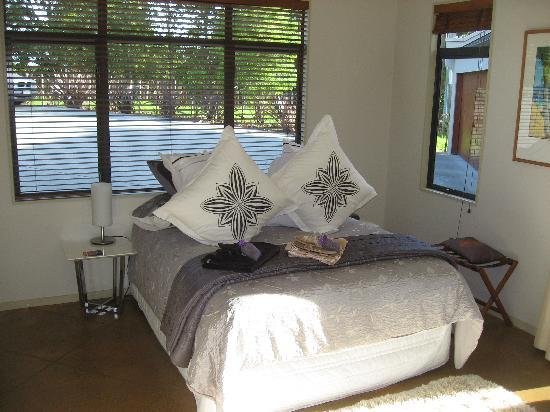 Ambiente Boutique B&B: the bed room