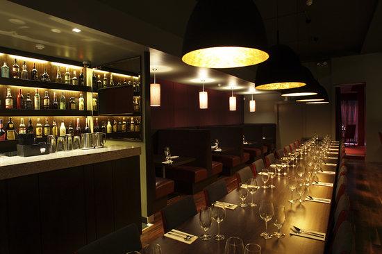 Koh Restaurant & Cocktail Lounge: Restaurant